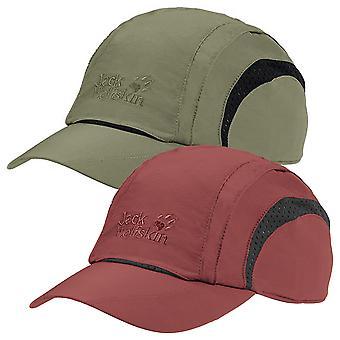 Jack Wolfskin Unisex Vent Pro Lightweight UV Protection Cap