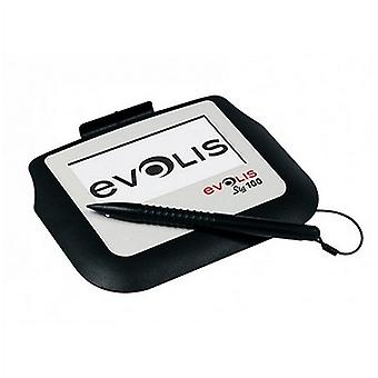 Evolis SIG100 Czarny Podpis Capture Tablet