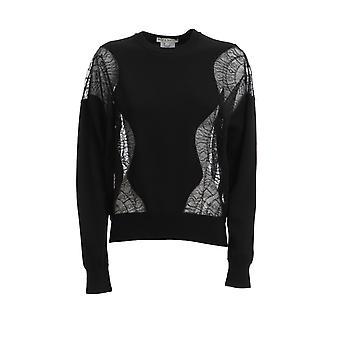 Givenchy Bw90994z6p001 Femmes-apos;s Pull en laine Noire