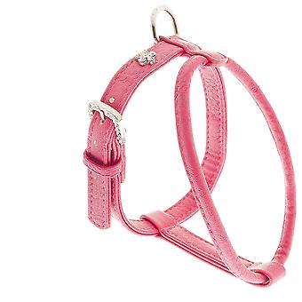 Ferribiella Harness & Leash Flowers Xs (Dogs , Collars, Leads and Harnesses , Harnesses)
