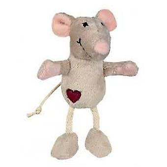 Trixie Mouse, Plush Beige (Cats , Toys , Mice)