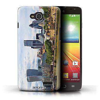 STUFF4 Case/Cover for LG L90 Dual/D410/City of London/London Sites
