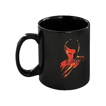 Stranger Things, Tasse qui change la chaleur - Onze