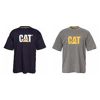 Caterpillar Mens TM Logo Short Sleeve T-Shirt