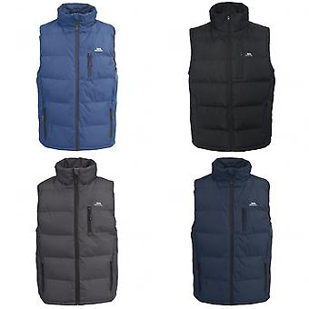 Intrusion Mens fermoir Padded Gilet/Bodywarmer