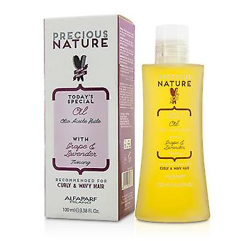Precious Nature Curly And Wavy Hair Oil