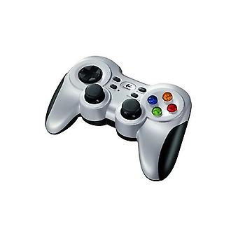 Wireless gaming controller logitech pc-f710 2.4 ghz grey
