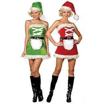 مثير قزم / سانتا زي عكسها