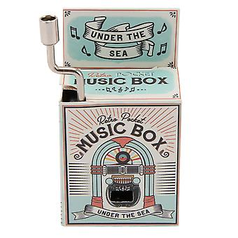 Retro Pocket Under The Sea Music Box