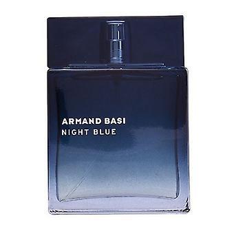 Men's Perfume Night Blue Armand Basi EDT (100 ml)