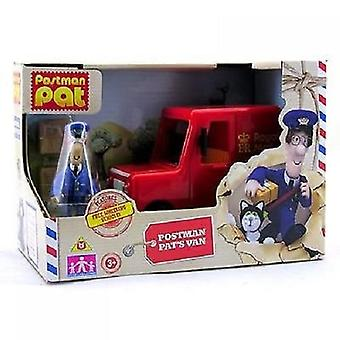 Postman Pat Royal Mail Van And Figure Kids Toy