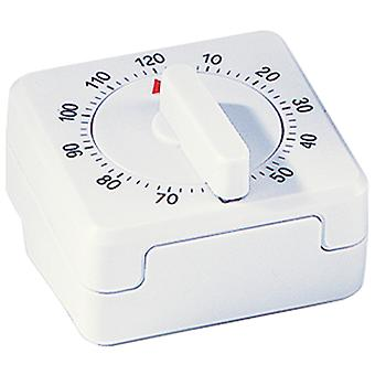 Atlanta 283 Short Time Knife Mechanical White Short Time Piece Kitchen Timer
