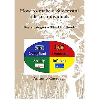 How to make a Successful sale to individuals by carrozza & antonio
