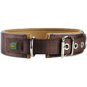 Hunter Collar Neopren Reflect Brown (Dogs , Collars, Leads and Harnesses , Collars)