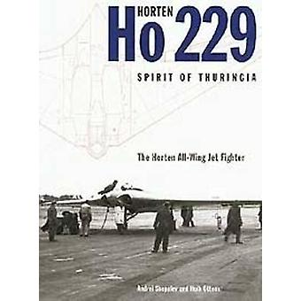 Horten Ho229  -Spirit of Thuringia - - The Luftwaffe's All-wing Jet Figh