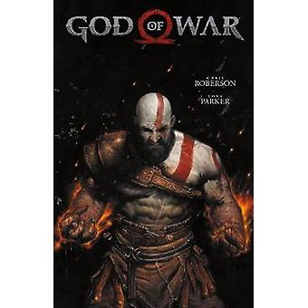God Of War by Chris Roberson - 9781506707464 Book