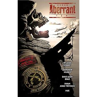 Aberrant Volume 1 by Rylend Grant - 9781632294173 Book