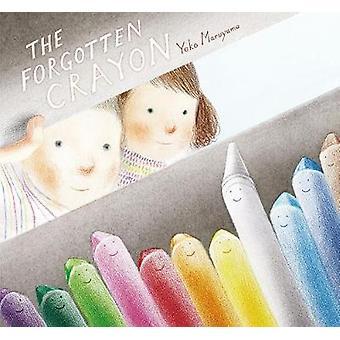 The Forgotten Crayon by Yoko Maruyama - 9789888341986 Book