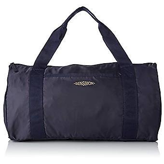 Bensimon Colorbag - Women's Cross-shoulder bags - Blue (Marine) - 21.5x22x45 cm (W x H L)