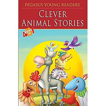 CLEVER ANIMAL STORIES LEVEL 3