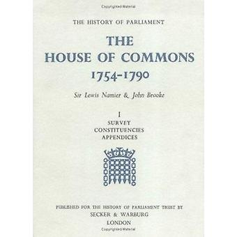 The History of Parliament - the House of Commons - 1754-1790 (3 vols)