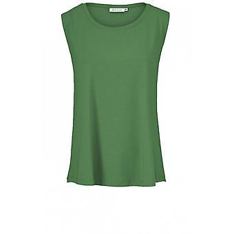 Masai Clothing Elisa Green Jersey Top