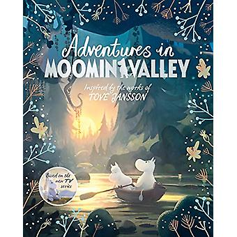 Adventures in Moominvalley by Amanda Li - 9781529016468 Book