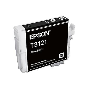 Epson T3121 Photo Blk Ink Cart