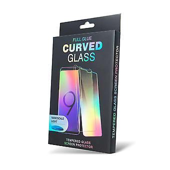 Samsung Galaxy S9 - UV3D karkaistu lasi näyttösuojaus - koko näyttö