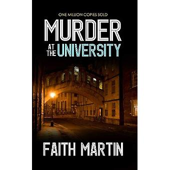 Murder at the University by Faith Martin - 9781789311785 Book
