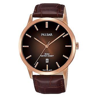 Pulsar PS9534X1 Män's Klänning Armbandsur