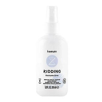 Kemon Kidding Leave In Detangling Spray