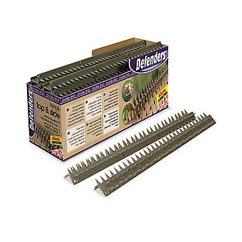 Defensores Cerca Top N Sides Angular Prickle Strip