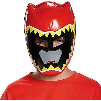 Maske For røde Ranger Dino afgift