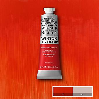 Winsor & Newton Winton olie verf 37ml