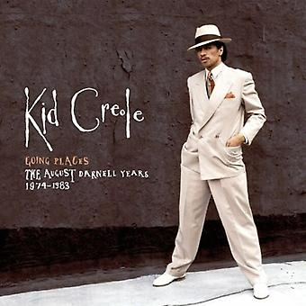 Kid Creole - Going Places: August Darnell Years [CD] USA import