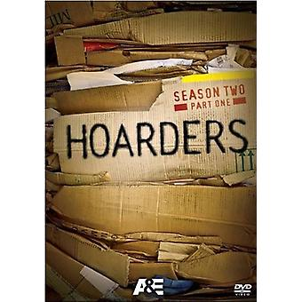 Hoarders: Sesong 2, del 1 [2 plater] [DVD] USA import