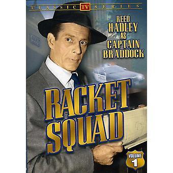 Importazione di Racket Squad [DVD] Stati Uniti d'America