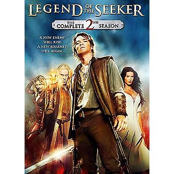 Legend of the Seeker: Complete Second Season [DVD] USA import
