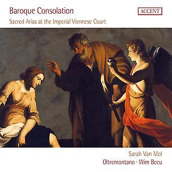 Baroque Consolation [CD] USA import