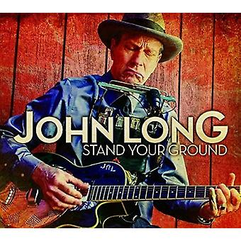 John Long - Stand Your Ground [CD] USA import