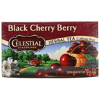 Celestial Seasonings Tea Black Cherry Berry
