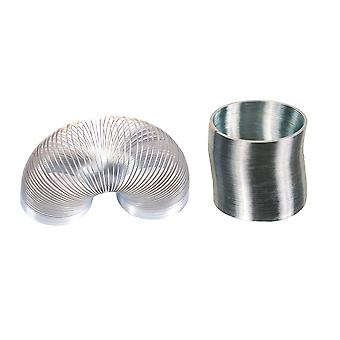 Super Mini Metal Slinky Toy - Cracker Filler Gift