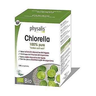 Chlorella Bio 200 tablets