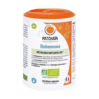 Rubomune 100 vegetable capsules