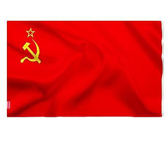 11.11 High-quality Red Cccp Union Of Soviet Socialist Republics Ussr Flag Banner