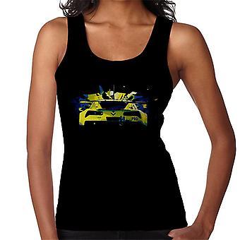 Motorsport Images Chevrolet Corvette C7 R Gavin Milner Women's Vest