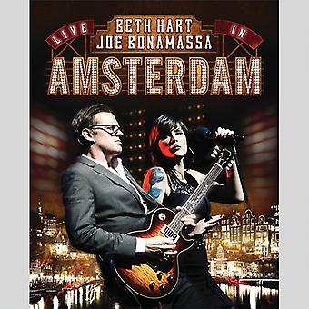 Hart, Beth & Joe Bonamassa - Live in Amsterdam [DVD] USA import