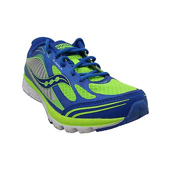 Saucony Mens Men's Kinvara 5-M Canvas Low Top Lace Up Running Sneaker