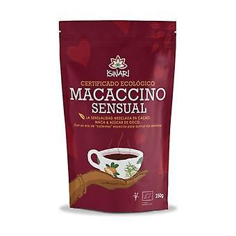 ماكتشينو الحسية - BIO - 250g 250 غرام من مسحوق (الكاكاو)